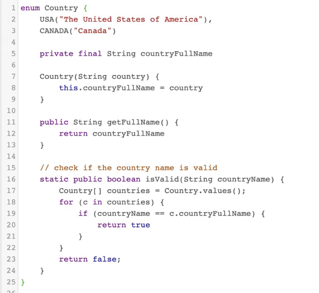 Groovy data validation