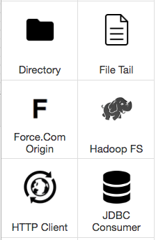 Force.com origin allows ingest from Salesforce