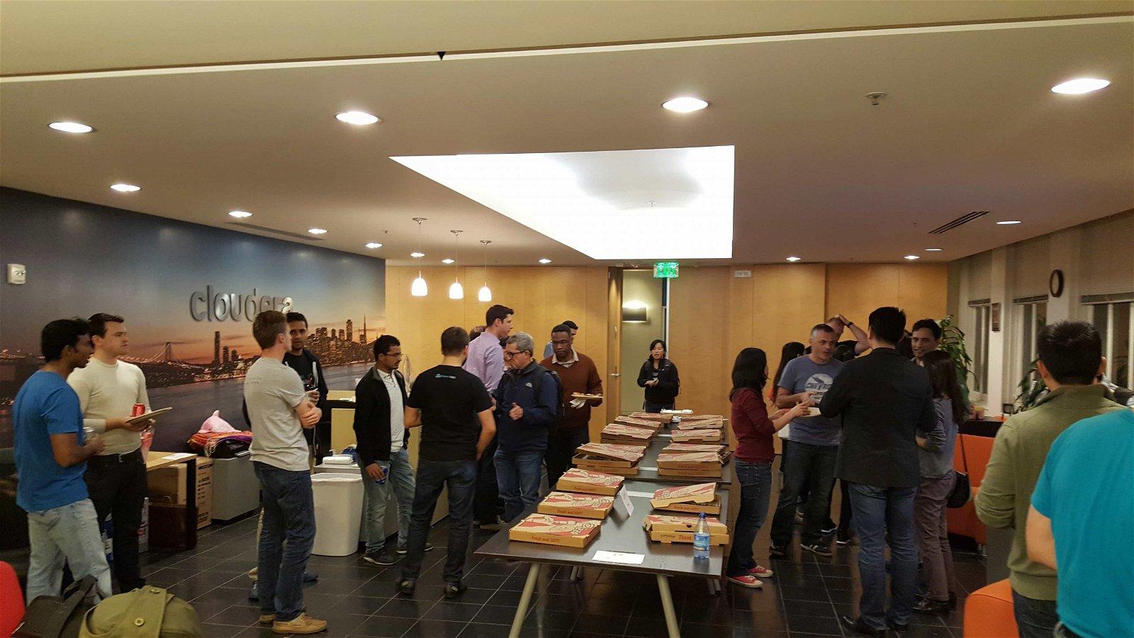 StreamSets Meetup