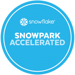 StreamSets Is A Snowpark Accelerated Partner
